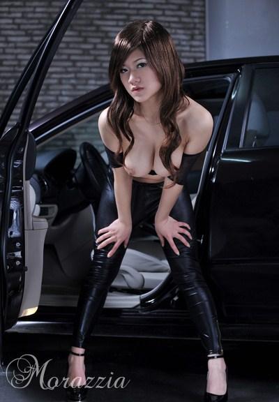 cyce w samochodzie